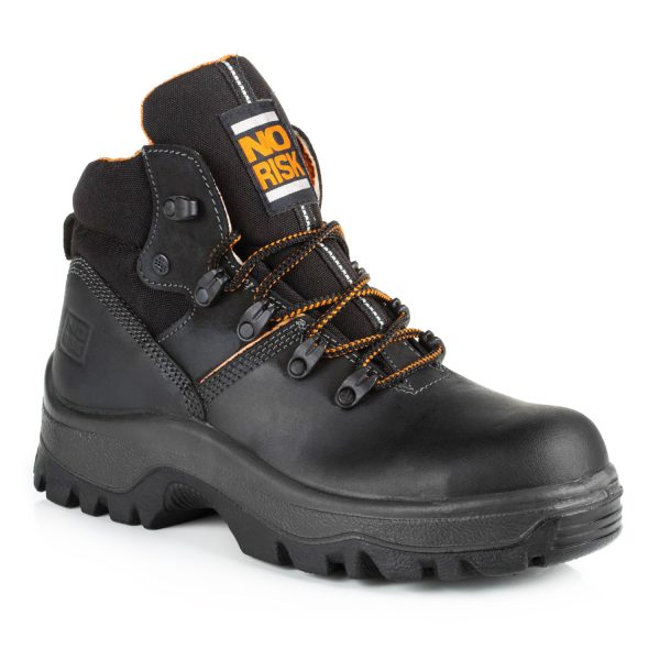 No Risk Armstrong Safety Work Boot